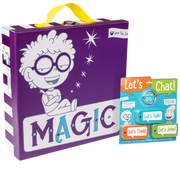Magic Activity Kit + Free 3 in 1 Conversation Starters