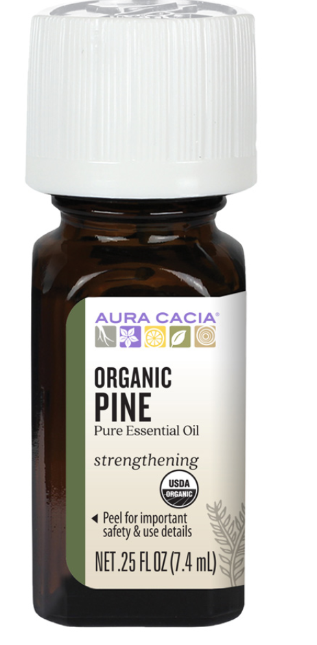 Organic Pine Essential Oil