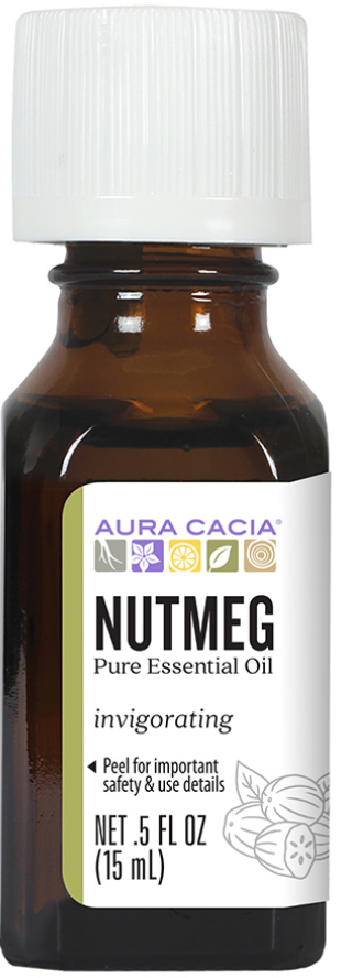 Nutmeg Essential Oil 0.5oz