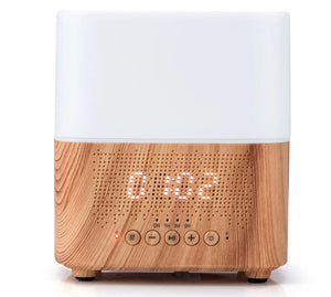 Zen Clock Bluetooth Smart Diffuser