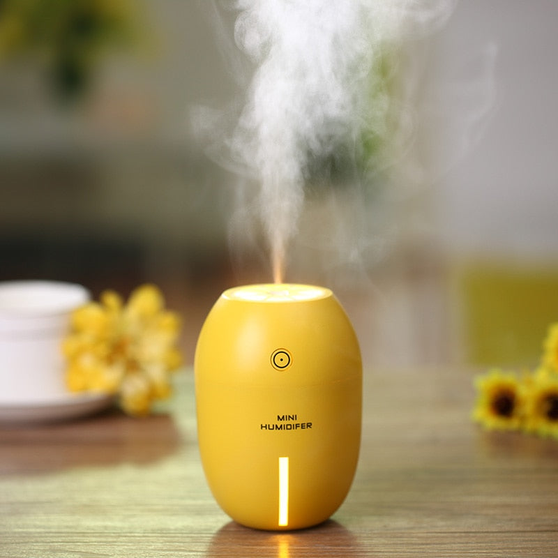Mini Lemon Light Air Humidifier