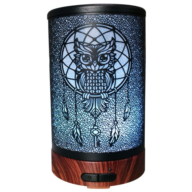 Dream Catcher Owl Diffuser