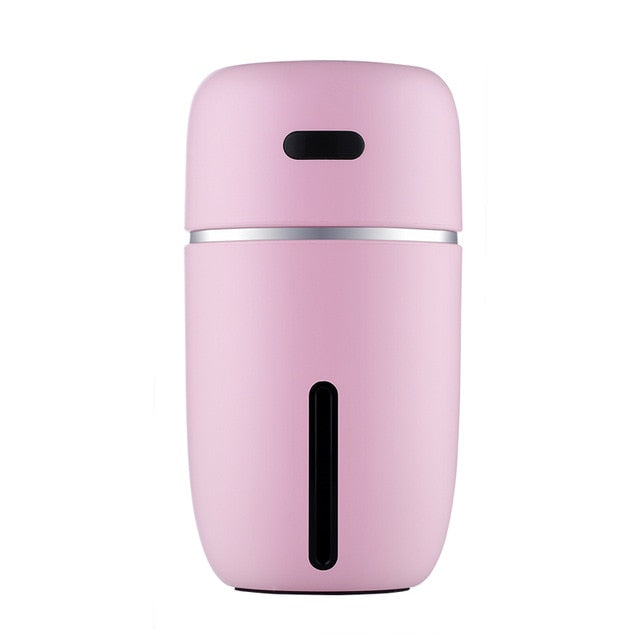 Portable Car Mini Essential Oil Diffuser