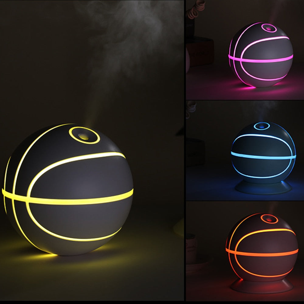 Basketball Night Light Diffuser