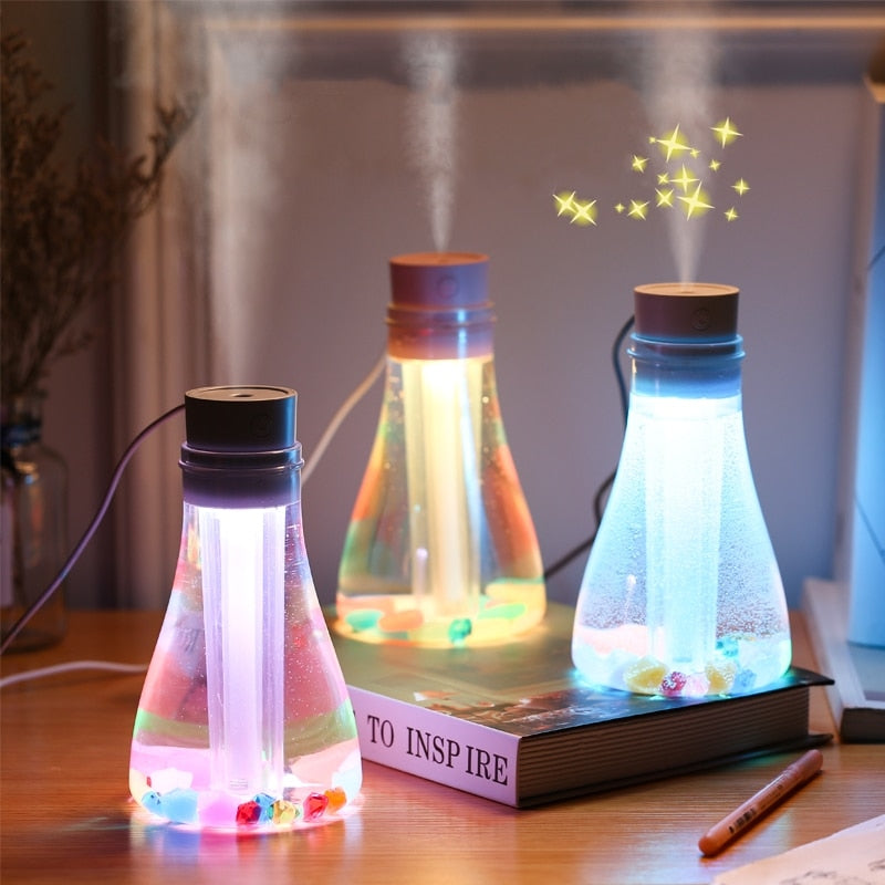 Erlenmeyer Flask Essential Oil Diffuser