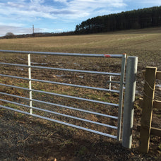 Ritchie Tubar 7 Railed Heavy-Duty Field Gates