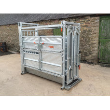 "Ritchie ""Improved Access"" Continental Cattle Handling Chute - 300G"