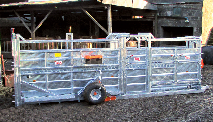 Ritchie Mobile Cattle Chute - 310G