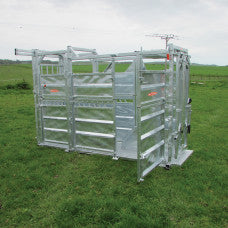 Ritchie Full Access Chute - Automatic Yoke - 312G