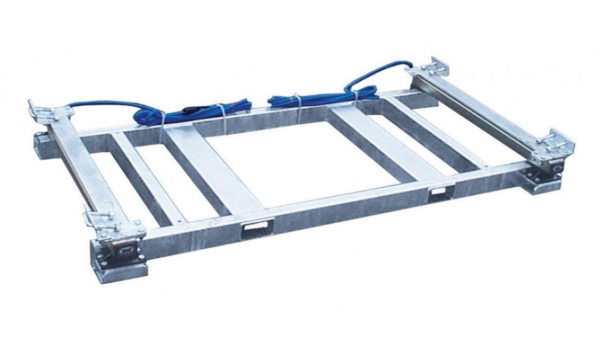Platform for 300G, 339G Ritchie Cattle Chutes - 333G
