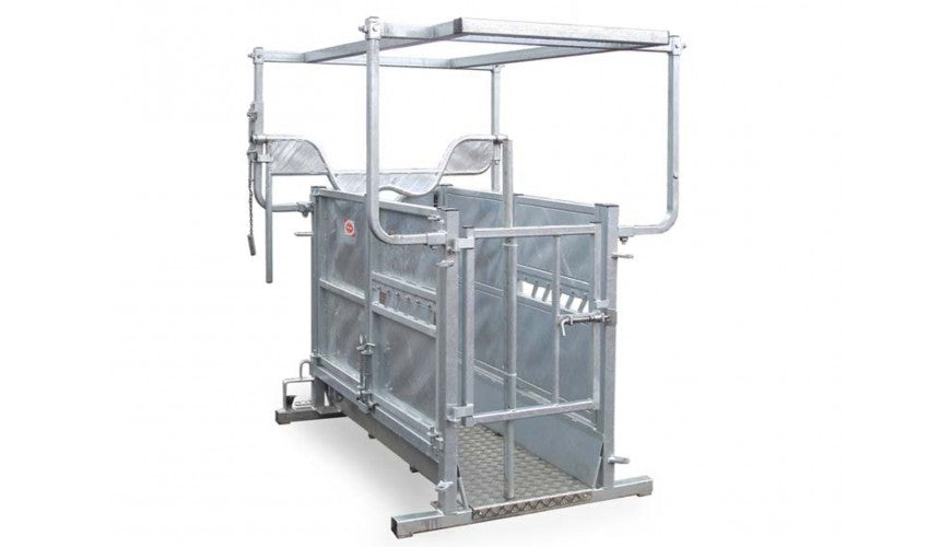 Ritchie Highland Cattle Handling Chute - 337G