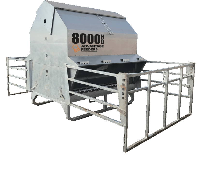 Cattle Creep Gate for 8000HD and M8000 HD Advantage Feeder - CGNA
