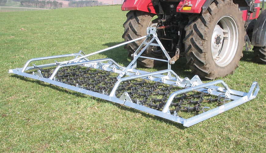 Ritchie Grassland Harrows - 4.0 m for Rent