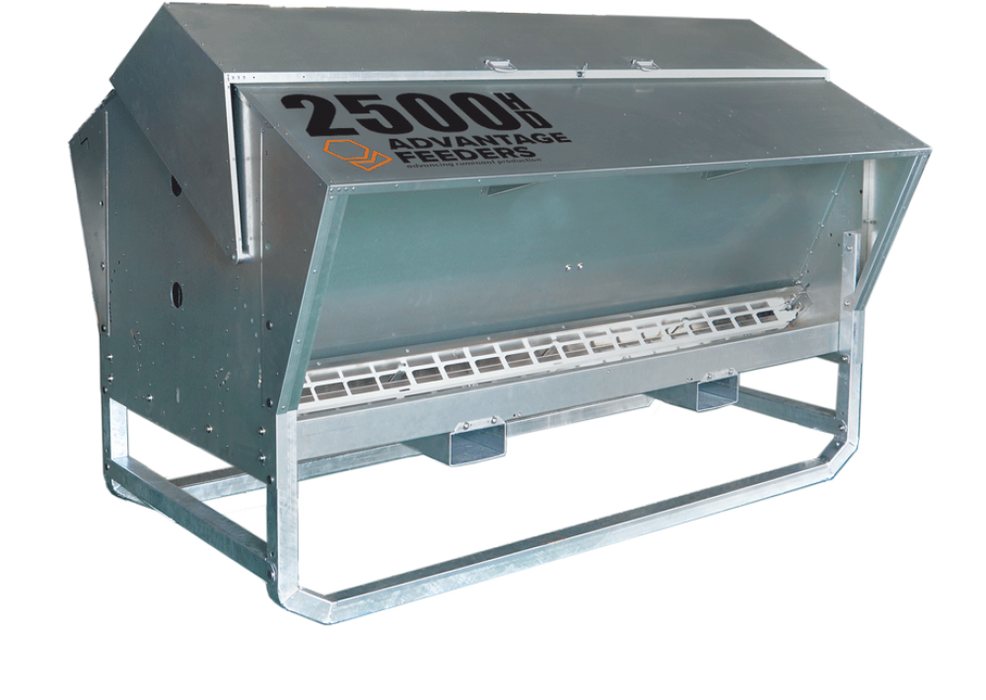 2500HD Advantage Feeder, Calf Creep Feeder, Sheep Creep Feeder, Goat Creep Feeder, Lamb Feeder