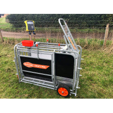 Ritchie Draft Pro 3 - Swing Gate Weigh and Draft Sheep all in one!