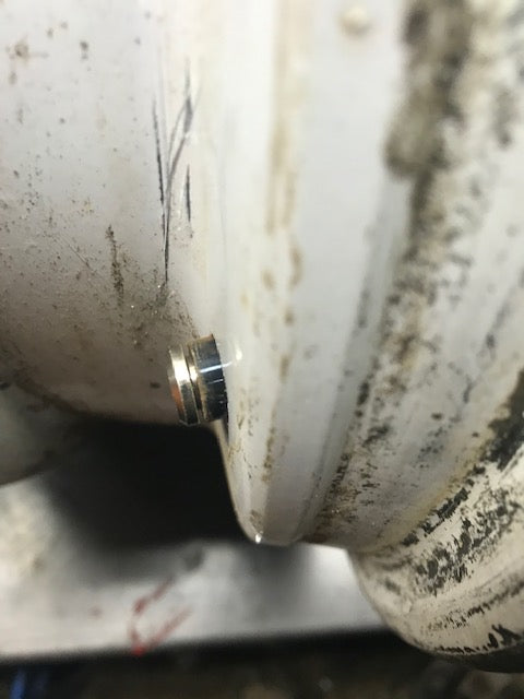 Haltec Temporary Valve Stem