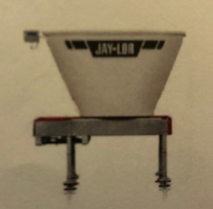 Jaylor Mini TMR Mixer 5000 Series