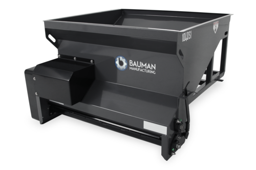 Bauman Mfg. Model 1040SI Drop Spreader