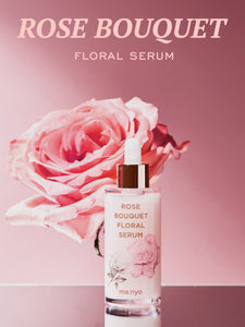 MANYO FACTORY ROSE BOUGUET FLORAL SERUM - HelloPeony