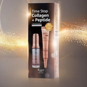 THE PLANT BASE - Time Stop Collagen & Peptide Limited Set - HelloPeony