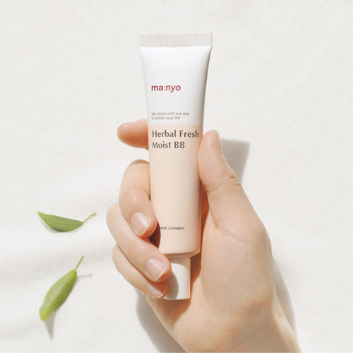 Manyo Herbal Moist BB Cream SPF29 PA++ - HelloPeony