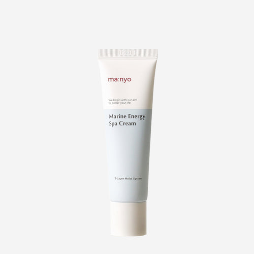 MANYO FACTORY MARINE ENERGY SPA CREAM - HelloPeony