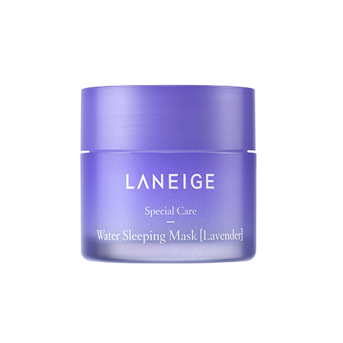 LANEIGE Water Sleeping Mask (Lavender) 15ml, 25ml - HelloPeony