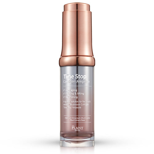 THE PLANT BASE TIME STOP COLLAGEN AMPOULE - HelloPeony