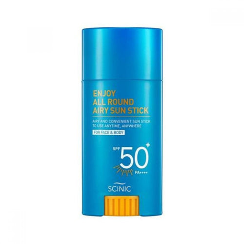 SCINIC ENJOY ALL ROUND AIRY SUN STICK SPF50+PA++++ - HelloPeony