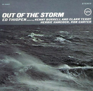 White Hot Stamper - Ed Thigpen - Out Of The Storm