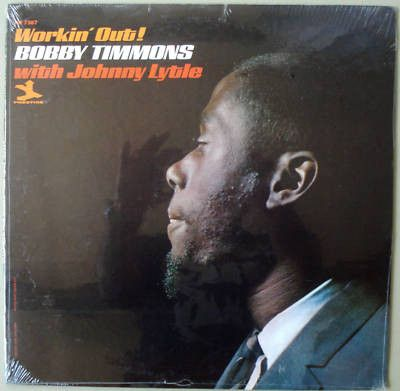 Super Hot Stamper - Bobby Timmons / Johnny Lytle - Workin' Out