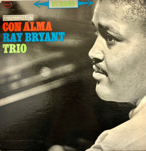 Bryant, Ray Trio - Con Alma - White Hot Stamper (With Issues)