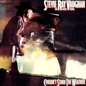 Vaughan, Stevie Ray - Couldn't Stand The Weather - White Hot Stamper (With Issues)
