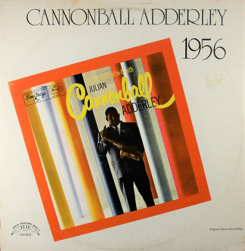 White Hot Stamper - Cannonball Adderley - In The Land of Hi-Fi