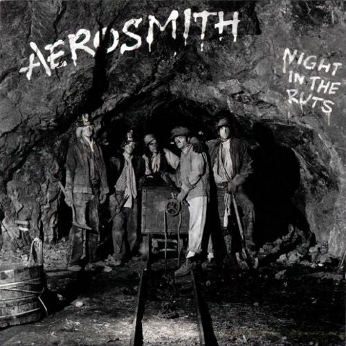 White Hot Stamper - Aerosmith - Night In The Ruts