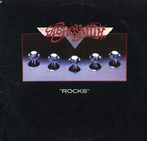White Hot Stamper - Aerosmith - Rocks
