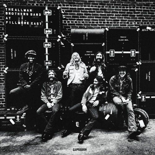 Allman Brothers, The - ... At Fillmore East - Super Hot Stamper (With Issues)