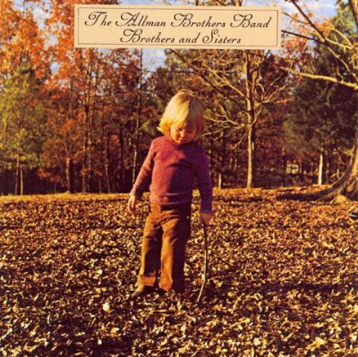 White Hot Stamper - The Allman Brothers - Brothers and Sisters