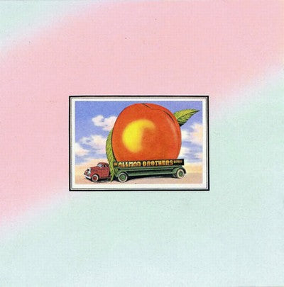 White Hot Stamper (with issues) - The Allman Brothers - Eat A Peach