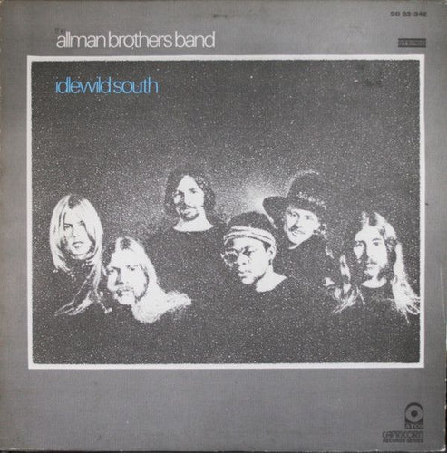 Super Hot Stamper - The Allman Brothers - Idlewild South