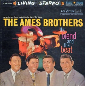 Super Hot Stamper - The Ames Brothers - The Blend and the Beat