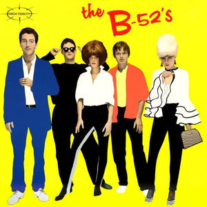 Hot Stamper - The B-52's - The B-52's