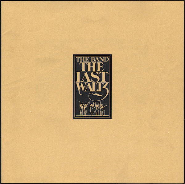 Super Hot Stamper - The Band - The Last Waltz