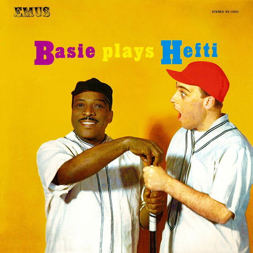 White Hot Stamper - Count Basie - Basie Plays Hefti