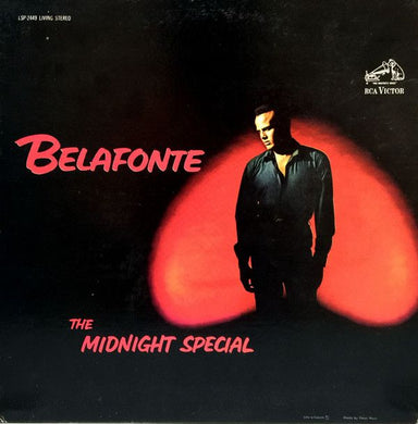 Super Hot Stamper - Harry Belafonte - The Midnight Special