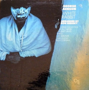 Nearly White Hot Stamper - George Benson - White Rabbit
