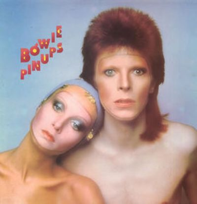 Super Hot Stamper - David Bowie - Pin-Ups