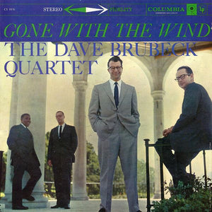 Super Hot Stamper - Dave Brubeck - Gone With The Wind