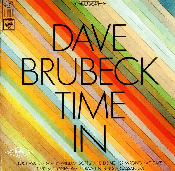 Super Hot Stamper - Dave Brubeck - Time In