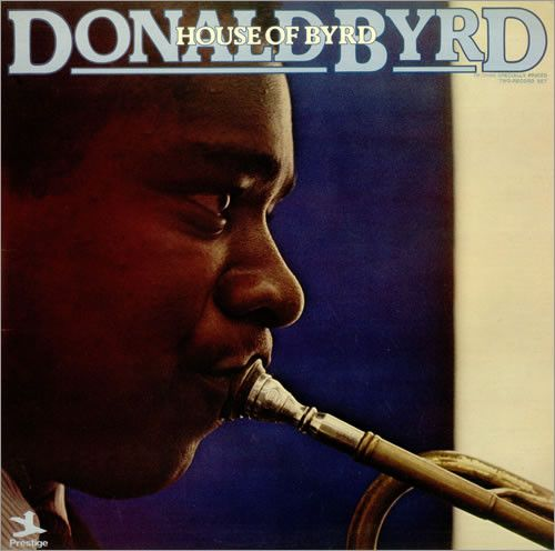 White Hot Stamper - Donald Byrd - House of Byrd